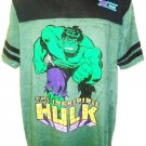 MARVEL - THE INCREDIBLE HULK - MEDIUM - GREEN - RETRO - T-SHIRT - AVENGERS - TEE