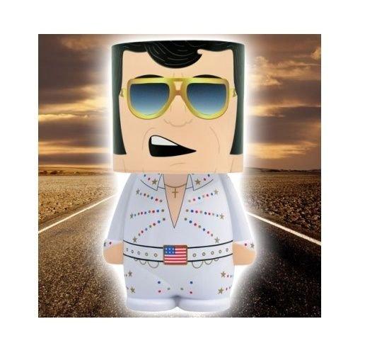LOOK-ALITE - ELVIS - THE KING - LED - CHARACTER - MOOD - LIGHT - NEW - MUSIC