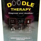 DOODLE THERAPY - ARTWORK - DRAWING - DECODER - GAME - NEW - SEALED - PSYCHOLOGY