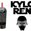 ZAK! - STAR WARS - KILO REN - CUP - TUMBLER - WATER - BOTTLE - NEW - DARTH VADER