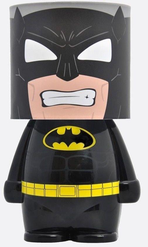 LOOK-ALITE - BATMAN - LED - CHARACTER - MOOD - LIGHT - NEW - JUSTICE LEAGUE