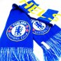 CHELSEA - FOOTBALL - CLUB - TEAM - SCARF - NEW - SOCCER - CHAMPIONS - LEAGUE