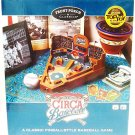 FRONT PORCH CLASSICS - CIRCA - BASEBALL - VINTAGE - WOOD - PINBALL - GAME - NEW