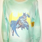 DC COMICS - BATMAN - RETRO - TIE DYE - SWEATSHIRT - MEDIUM - 7/9 - BRAND NEW