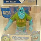 DISNEY - PIXAR - MONSTERS UNIVERSITY - OK SULLEY - ACTION FIGURE - BRAND NEW