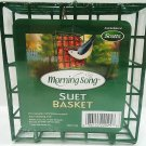 SCOTTS - OUTDOOR - MORNING SONG - SUET - BASKET - BIRD - FEEDER - HOUSE - NEW
