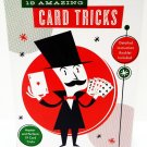 19 - AMAZING - CARD - MAGIC - TRICKS - BRAND NEW - SEALED - POKER - CARD - GAMES