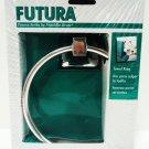 FRANKLIN BRASS - FUTURA - CHROME - TOWEL - RING - BRAND NEW - SEALED - BATHROOM
