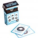 GEEK SNAP - CLASSIC - TRIVIA - CARD - GAME - NEW - SEALED - UNIQUELY - GEEK
