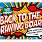 PROFESSOR PUZZLE - BACK TO THE DRAWING BOARD - CARD - DICE - TIMER - GAME - NEW