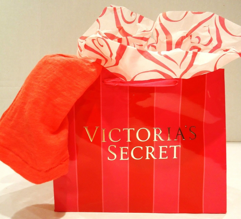 VICTORIA'S SECRET - HOT PINK - COTTON - TANK - TOP - TEE - MEDIUM - BRAND NEW