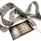 DUCK DYNASTY - CAMOUFLAGE - LANYARD - ID -  BADGE - KEY - CARD - HOLDER - NEW