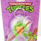 NICKELODEON - TEENAGE MUTANT NINJA TURTLES - DONATELLO - KEY- CHAIN - FOB - NEW