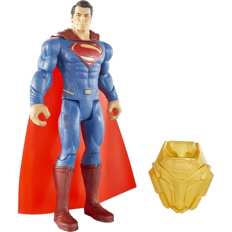 BATMAN V. SUPERMAN - EPIC BATTLE - SUPERMAN - ACTION FIGURE - NEW - DC - COMICS
