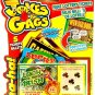 FAKE - SCRATCH OFF - LOTTERY - TICKETS - 5 PACK - JOKE - GAG - GIFT - BRAND NEW