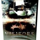 VISITORS - DVD - RADHA MITCHELL - RAY BARRETT - NEW - HORROR - PIRATE - MOVIE