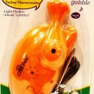CHEF PALS - TURKEY - THERMOMETER - PROBE - SOUND - ALARM - LIGHT - NEW - SEALED