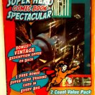 SUPER HERO - COMIC BOOK - SPECTACULAR - BATMAN 89 - 2 PACK - TRADING CARD - NEW