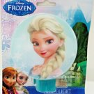 DISNEY - FROZEN - MOVIE - NIGHT - LIGHT - ELSA - OLAF - CARTOON - NEW - SEALED