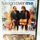 REIGN OVER ME - DVD - ADAM SANDLER - DON CHEADLE - NEW - COMEDY - DRAMA - MOVIE
