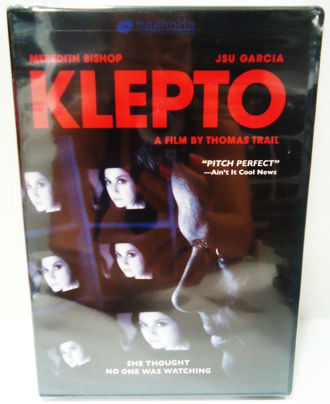 KLEPTO - DVD - MEREDITH BISHOP - BRAND NEW - SEALED - DRAMA - THRILLER - MOVIE
