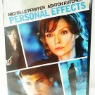 PERSONAL EFFECTS - DVD - ASHTON KUTCHER - BRAND NEW - SEALED - THRILLER - MOVIE
