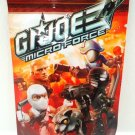 G.I. JOE - MICRO FORCE - SERIES 1 - BRAND NEW - SEALED - ACTION - FIGURE - COMIC