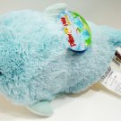 PILLOW PETS - PEE WEES - SQUEAKY DOLPHIN - STUFFED - PLUSH - ANIMAL - BRAND NEW