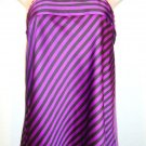 JUICY COUTURE - INTIMATES - NEW - S - PURPLE - STRIPED - CAMI - TANK - PAJAMAS