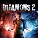 SONY - PLAYSTATION - PS3 - INFAMOUS 2 - VIDEO GAME - NEW + FREE - 6FT HDMI CABLE