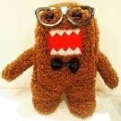 DOMO - DOMO ANIMATION - NERD - PLUSH - LIMITED EDITION - JAPANESE - TOY - NEW
