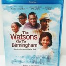 THE WATSONS GO TO BIRMINGHAM - DVD - BLU-RAY - DAVID ALAN GRIER - NEW - SELMA