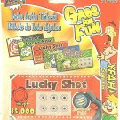 FAKE - SCRATCH OFF - LOTTERY - TICKETS - 5 PACK - JOKE - TICKETS - GAG - NEW