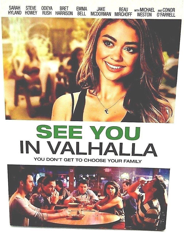 SEE YOU IN VALHALLA - DVD - JAKE McDORMAN - BRAND NEW - FAMILY - DRAMA - MOVIE