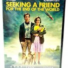 SEEKING A FRIEND FOR THE END OF THE WORLD - DVD - STEVE CARELL - NEW - COMEDY