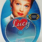 THE LUCY SHOW - DVD - 5 EPISODES - LUCILLE BALL - NEW - VINTAGE - MOVIES - FILMS