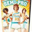 SEMI-PRO - DVD - WILL FERRWLL - NEW - SEALED - BASKETBALL - COMEDY - MOVIE - NBA