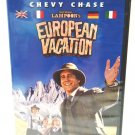 NATIONAL LAMPOONS EUROPEAN VACATION - DVD - CHEVY CHASE - NEW - COMEDY - MOVIE