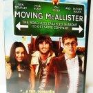 MOVING McALLISTER - DVD - MILA KUNIS - BRAND NEW - ROMANTIC - COMEDY - MOVIE
