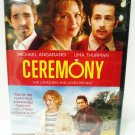 CEREMONY - DVD - UMA THURMAN - MICHAEL ANGARANO -  NEW - SEALED - COMEDY - MOVIE