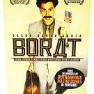 BORAT - DVD - SACHA BARON COHEN - BRAND NEW - SEALED - COMEDY - MOVIE - BRUNO