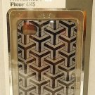 iPHONE - 4 - 4S - BYTECH - PROTECTIVE - CELL PHONE - CASE - NEW - BLACK - GRAY