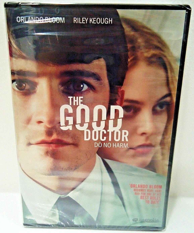 THE GOOD DOCTOR - DVD - ORLANDO BLOOM - BRAND NEW - SEALED - THRILLER - MOVIE