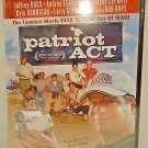 PATRIOT ACT - JEFFERY ROSS - DVD - DREW CAREY -  NEW - COMEDY - WAR - MOVIE