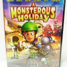 A MONSTEROUS HOLIDAY - DVD - BROOKE SHIELDS - CARTOON - BRAND NEW - MONSTERS INC