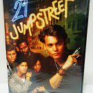 21 JUMP STREET - DVD - 2 DISC SET - SEASON 1 - JOHNNY DEPP - NEW - COPS - MOVIE