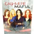CASHMERE MAFIA - DVD - 2 DISC SET - LUCY LIU - SEX AND THE CITY - NEW - FASHION