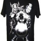 MARVEL - RETRO - THOR - RAGNAROCK - AVENGERS - M - BLACK - T-SHIRT - NEW - HULK