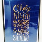 HALLMARK - GLITTER - 17 PCS. - CHRISTMAS - CARDS - ENVELOPES - BOXED - NEW - #1
