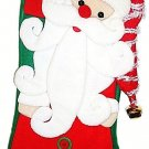 "HOME ELEMENTS - CHRISTMAS - 20"" - SANTA CLAUS - CHARACTER - STOCKING - BRAND NEW"